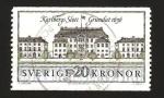 Sellos de Europa - Suecia -  karlbergs slott grundat 1636