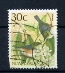 Sellos del Mundo : Oceania : Nueva_Zelanda : ojo plateado