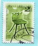 Stamps Hungary -  antiguedades
