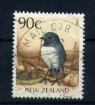 Stamps New Zealand -  robin