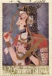 Stamps India -  RADHA-KISHANGARGH