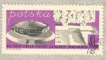 Stamps Poland -  ku czci ofiar obozu zaglady-maidanek