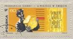 Stamps Poland -  25 aniversario minero