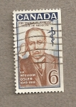 Stamps Canada -  Sir William Osler