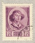 Stamps Poland -  I Kongres nauki polskiei  Nicolas Copernico