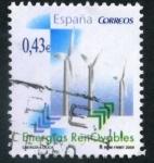 Sellos del Mundo : Europa : España : Energias Renovables