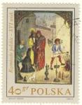 Stamps Poland -  Rzemiosto polskie siglo XIV