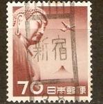 Sellos de Asia - Japón -  BUDA