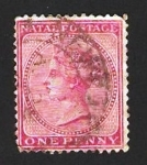 Stamps : America : South_Africa :  Victoria