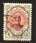 Stamps : Asia : Iran :  shah ahmed