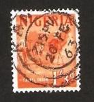 Stamps Africa - Nigeria -  paseando en camello
