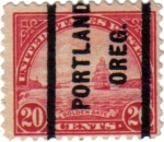 sellos de America - Estados Unidos -  Golden Gate. United States postage