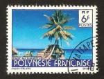 Stamps Europe - Polynesia -  casa de tuamotu