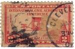 Sellos de America - Estados Unidos -  International civil aeronautics conference.
