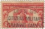 Sellos de America - Estados Unidos -  Sesquicentennial exposition 1776-1926
