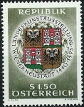 Stamps Austria -  Escudo