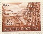 Stamps Asia - Indonesia -  TEBU