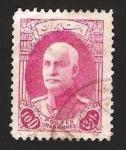 Stamps : Asia : Iran :  riza pahlavi