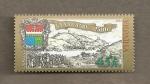 Stamps Ukraine -  Paisaje ucraniano