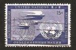 Sellos de America - ONU -  Emblema de la ONU