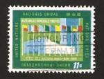 Stamps ONU -  Sede de Nueva York