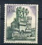 Stamps Spain -  castillo de butron