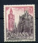 Sellos del Mundo : Europa : España : Catedral de Sevilla