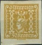Stamps Austria -  Sellos  periódicos