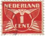 Stamps Netherlands -  Paloma. Nederland