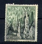 Sellos de Europa - España -  cuevas del drach