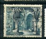 Stamps Spain -  cripta de s. isidro (león)