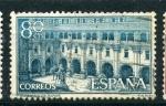Sellos de Europa - Espa�a -  monasterio de samos
