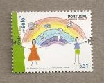 Stamps Portugal -  Correo escolar
