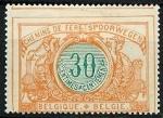 Sellos de Europa - Bélgica -  Paquete postal