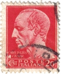 Stamps Italy -  Cayo Julio César