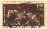 Sellos de Europa - España -  Hípica