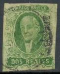 Stamps America - Mexico -  tercer Hidalgo