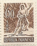 Stamps Asia - Indonesia -  REPUBLIK INDONESIA