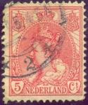 Stamps : Europe : Netherlands :