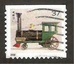 Sellos de America - Estados Unidos -  locomotora