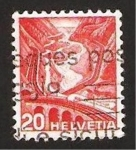 Stamps : Europe : Switzerland :