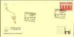 Stamps : Europe : Spain :  Sobre - Exposición Filatélica en Portugalete