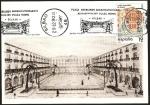 Stamps : Europe : Spain :  Tarjeta Postal - Plaza Nueva de Bilbao