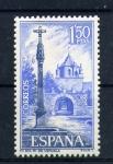 Stamps Spain -  monasterio nuestra señora de veruela