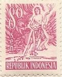 Stamps Asia - Indonesia -  REPUBLIK INDONESIA