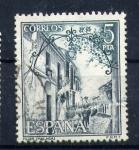 Stamps Spain -  mijas (malaga)