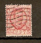 Stamps Italy -  REY  VICTOR  EMMANUEL  III