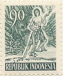 Sellos de Asia - Indonesia -  REPUBLIK INDONESIA