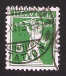 Stamps : Europe : Switzerland :  Walter Tell