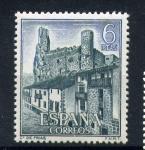 Stamps Europe - Spain -  Castillo de Frias